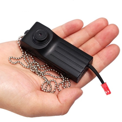 U836 Full HD 1080P Mini USB Flash Drive Spy Camera with EXTERNAL BATTERY