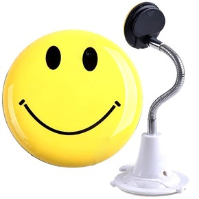 HD-HC01 Smiley Face Pin Hidden Camera DVR