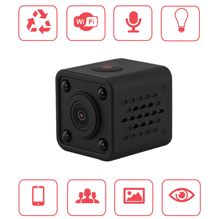 Q9 Wireless Mini WiFi network surveillance camera