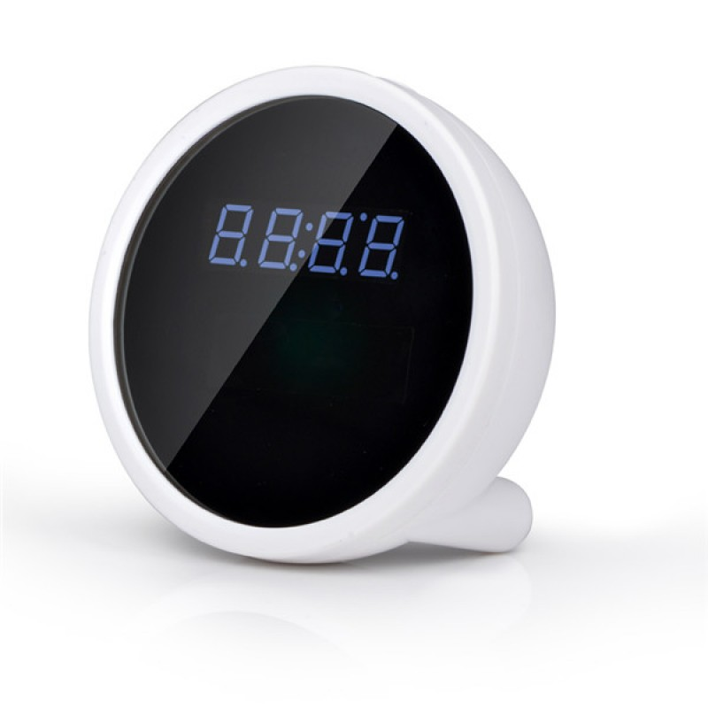 WF-M1 P2P WIFI Alarm Clock Camera