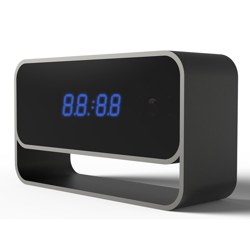 S60 1080P Night Vision WIFI Clock Spy Camera