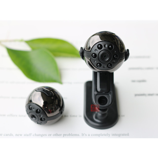 SQ9 Night Vision Infrared Motion Detection Mini DV Camera
