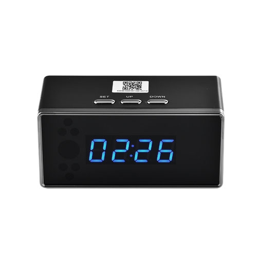 T66 WIFI Night Vision Security Alarm Clock