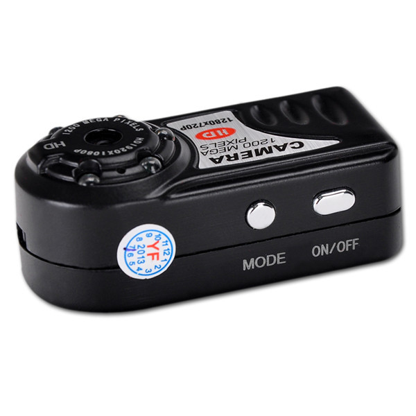 T8000 1080P HD Mini Camcorder Thumb DV Camera Night Vision