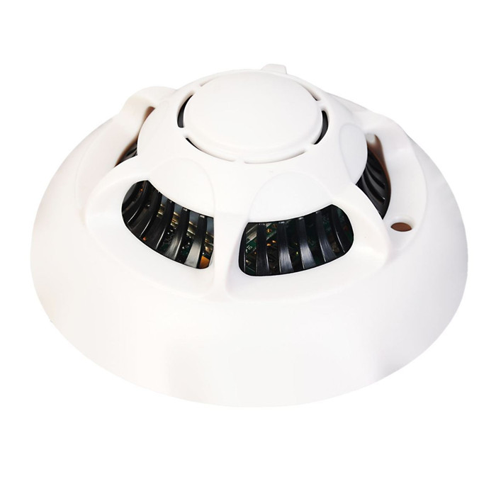 STK3350 UFO WIFI Smoke Detector Camera