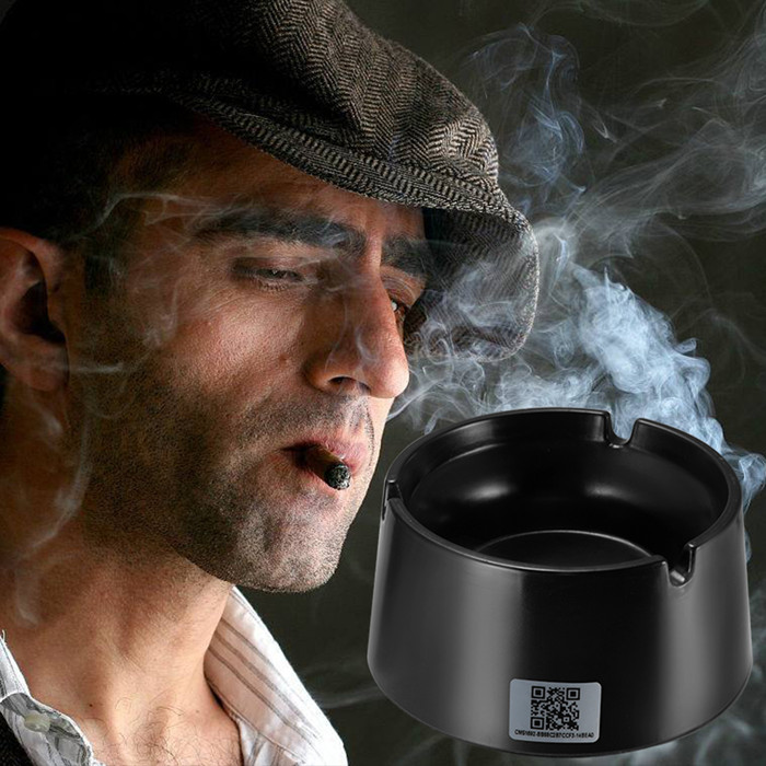 V008 Ashtray 4K WiFi Spy Camera