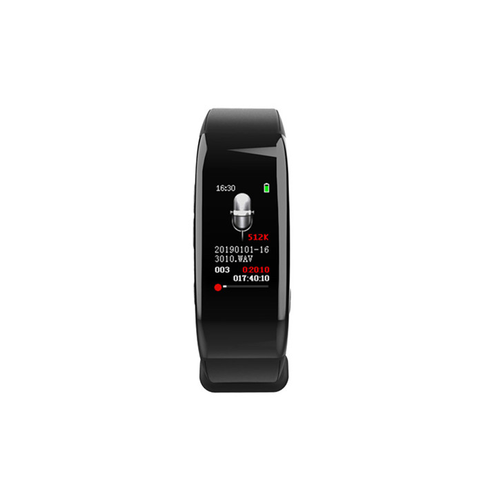WR-50A Hi-Fi Bluetooth wristband voice recorder