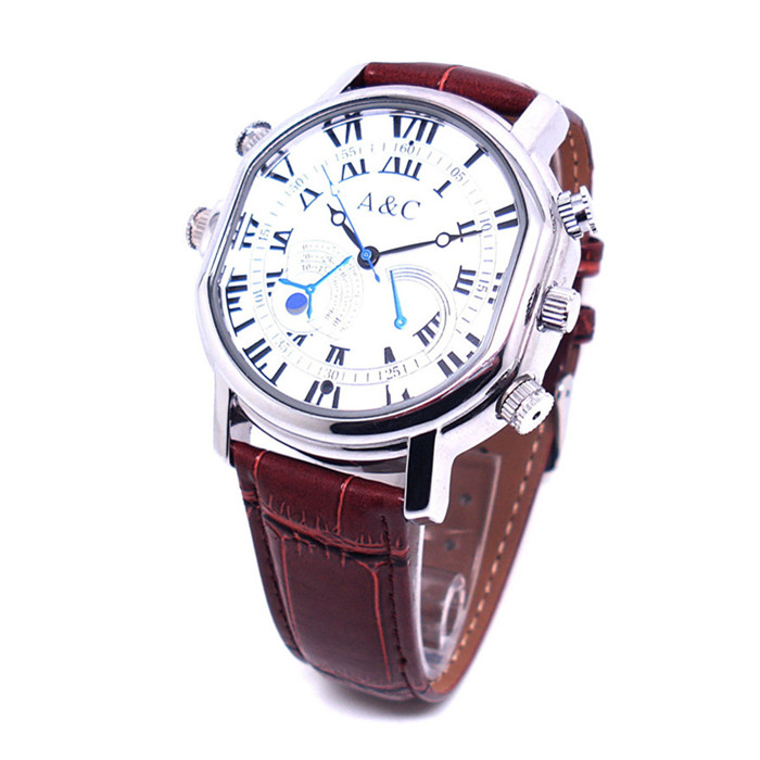 Y200 Series H.264 720P WRIST WATCH Video Camera,waterproof watch camera
