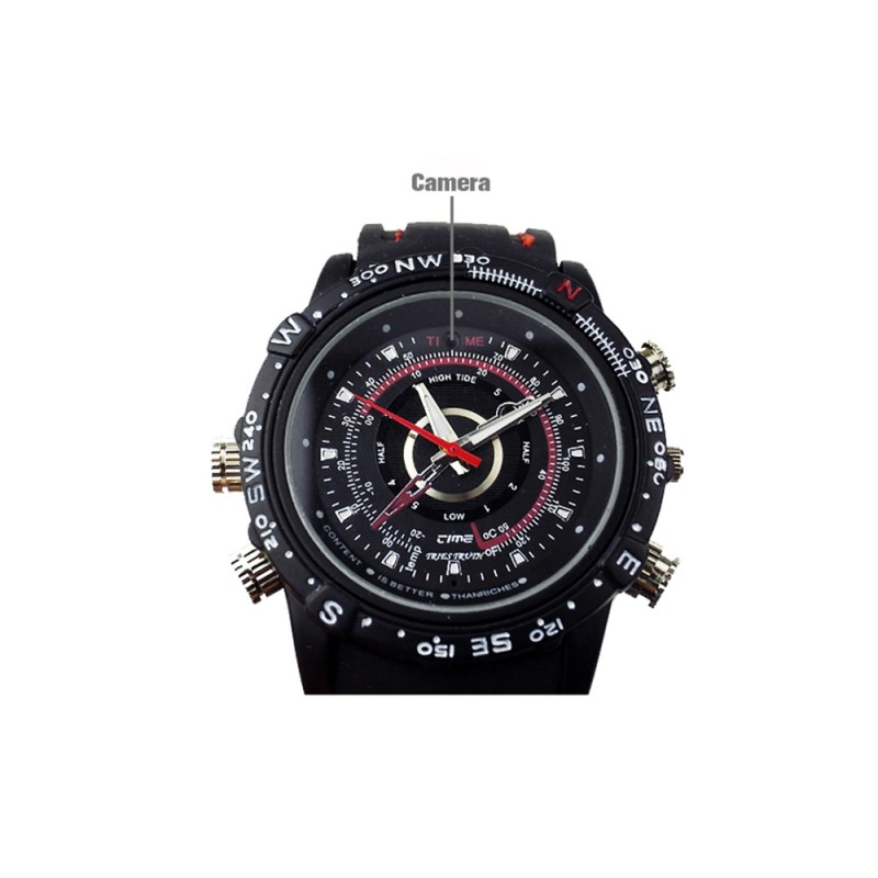 CW-05 Waterproof Watch DVR Camera