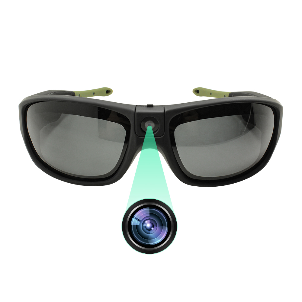 G403 Outdoor HD glasses 1080P mini sport DV IP55 waterproof camera eyewear