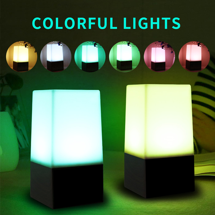 Z20 1080P colourful night light wifi hidden spy nanny camera