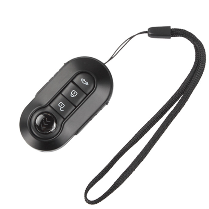 T4000 1080P Metal Body Car Key Spy Hidden Camera with Night Vision
