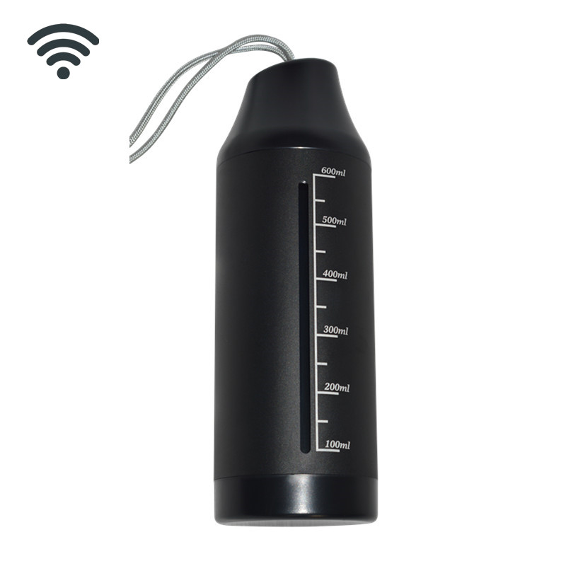 WF-C01 Long Time Recording WiFi Portable Night Vision Hidden Spy Travel Mug Camera