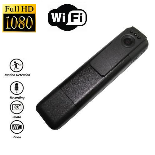 C11 H.264 Full HD 1080p infrared wifi camera pen