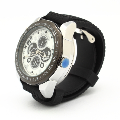 CW-720A HD 720P Automatic Night Vision Camera Watch DVR with 500MA Battery and TF card slot