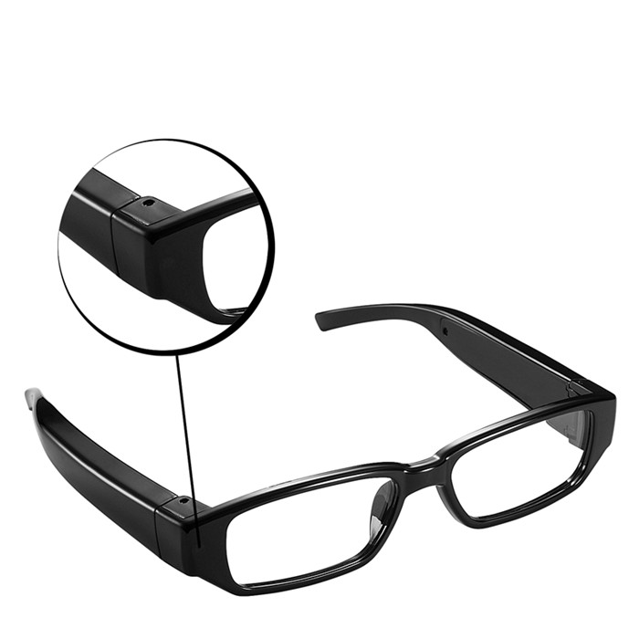 A5000 Clear HD Video Camera Glasses