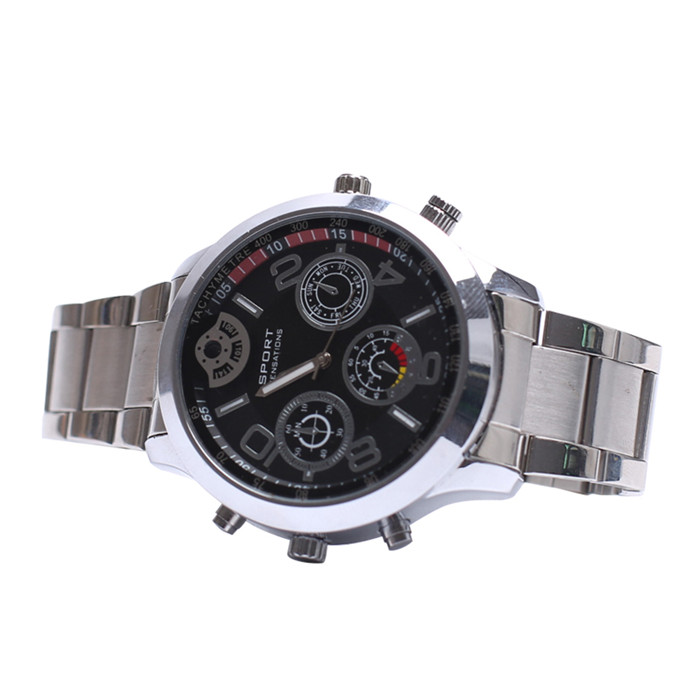 T6 HD 2K Spy Watch Hidden Camera