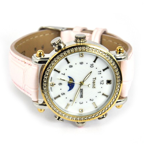 Trend B Stylish Women Watch with hidden Camera/Recorder